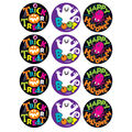 Trick or Treat!-Root Beer Stinky Stickers 48 Per Pack, 6 Packs