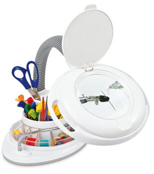 OttLite22W Storage Lamp with Magnifier
