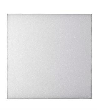 12X12X1/2In Foam Block White 3Pk