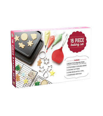 Christmas Holiday Baking Set