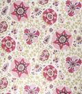 Home Decor 8\u0022x8\u0022 Fabric Swatch-Eaton Square Hillcrest Cherry Blossom
