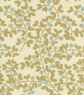 Home Decor 8\u0022x8\u0022 Fabric Swatch-Waverly Lovesong Robin\u0027s Egg