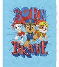 Nick Junior Paw Patrol No Sew Fleece Throw Kit 48\u0027\u0027x60\u0027\u0027-Brave Pups
