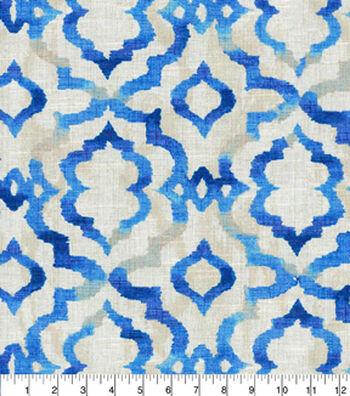 "Kelly Ripa Home Upholstery Fabric 54""-Good Vibes Luna"
