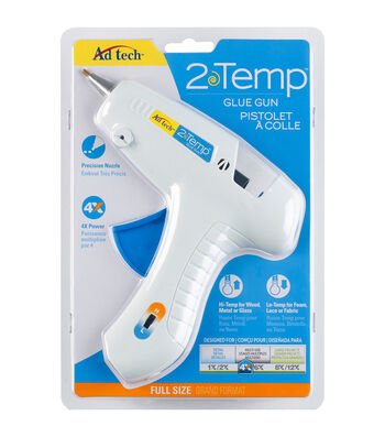 Ad-Tech Corded Two Temp Glue Gun