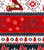 St. Louis Cardinals Fleece Fabric-Winter, , hi-res