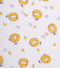 1930\u0027s Cotton Fabric 43\u0022-Nostalgic Bird Yellow