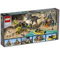 LEGO Jurassic World 75938 T-rex vs Dino-Mech Battle