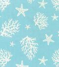 Waverly Upholstery Fabric 55\u0022-Sea Dance Pool