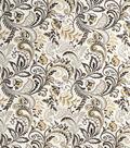 Home Decor 8\u0022x8\u0022 Fabric Swatch-SMC Designs Florence Charcoal