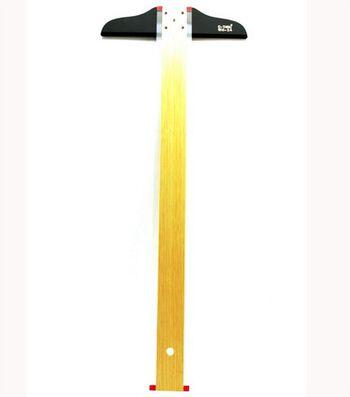 C-Thru Ruler Wood & Plastic T-Square 24in