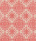 Keepsake Calico Cotton Fabric -Regmini Coral