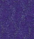Beaded Mesh Fabric-Iris