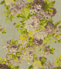 Home Decor 8\u0022x8\u0022 Fabric Swatch-Waverly Juliet Wisteria