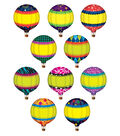 Hot Air Balloons Accents 30/pk, Set of 6 Packs