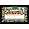 North Star Teacher Resource Positive Behavior Punch Cards, 36 Per Pack