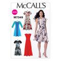 McCall\u0027s Misses Dress-M7349