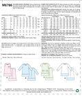 Mccall Pattern M6786 3-4-5-6 -Mccall Pattern