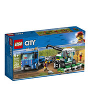 LEGO City Harvester Transport, , hi-res