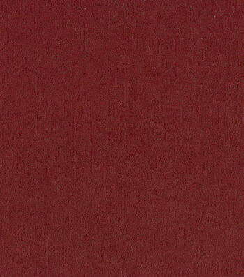 "Crypton Upholstery Decor Fabric 54""-Suede Merlot"