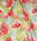 Home Essentials Lightweight Decor Fabric 45\u0027\u0027-Cream Dazzling