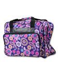 Janome Sewing Machine Tote-Purple