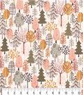 Premium Prints Cotton Fabric 43\u0022-Campground Forest