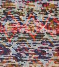 Southwest Knit Fabric 57\u0022-Burnout Diamond