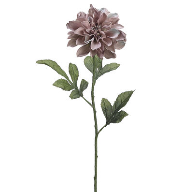 "Bloom Room 29"" Dahlia Stem-Gray"