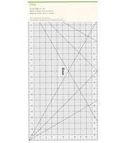 "Cricut 12""x24"" Acrylic Ruler-Clear, , hi-res"