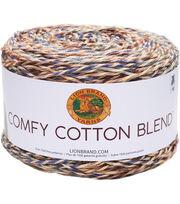 Lion Brand Comfy Cotton Blend Yarn, , hi-res