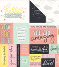 Daydreamer Double-Sided Cardstock 12\u0022X12\u0022-Curious