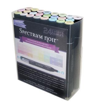 Spectrum Noir Alcohol Markers Pastel24pc