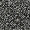 Kelly Ripa Home Upholstery Swatch 13\u0027\u0027x13\u0027\u0027-Raven Spiral Graph