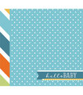 Paper House Flipbook Interactive Album-Baby Boy