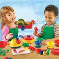 Pretend & Play Kitchen Set - 73 Pieces
