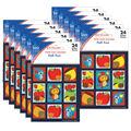 Carson Dellosa Fall Fun Prize Pack Stickers 12 Packs