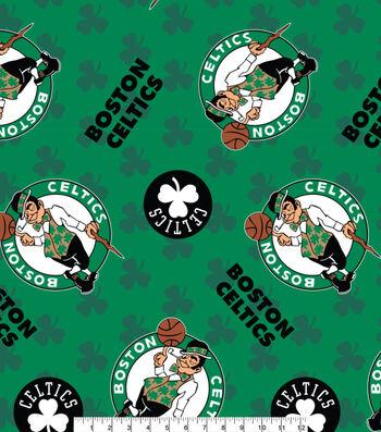 Boston Celtics Fleece Fabric