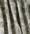 Waverly Upholstery Decor Fabric-Stitches Graphite