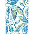 P/K Lifestyles Upholstery Fabric 13x13\u0022 Swatch-Creative Flow Lapis