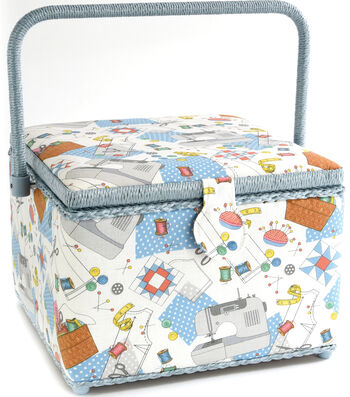Sewing 101 Basket Large Square