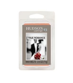 Hudson 43 Candle & Light Collection Wax Melt-True Romance