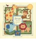 Dimensions Counted Cross Stitch Kit Baby Hugs Savannah Birth Record