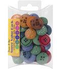 Dress It Up Button Super Value Pack-Nomadic