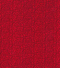 Keepsake Calico Cotton Fabric-Scroll Vines on Red