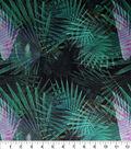 Performance Apparel Fabric-Poly Spandex Palms