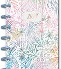 Happy Planner 12 Month Mini Planner-Watercolor Flowers