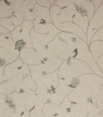 "Richloom Studio Lightweight Decor Fabric 48""-Dogwood/Tundra"