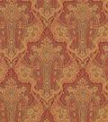 Home Decor 8\u0022x8\u0022 Fabric Swatch-Lauden Way Berry Red