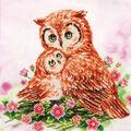 Diamond Dotz Diamond Embroidery Art Kit 16.5\u0027\u0027X16.5\u0027\u0027-Mother & Baby